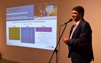 Jorge Macri lanzó los Foros Vecinales Barriales 2017 en Vicente López