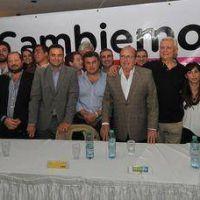 Presentaron la Mesa de Cambiemos en San Martín