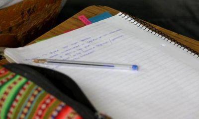 Plan Fines: Admiten que faltan cubrir al menos 150 cargos docentes