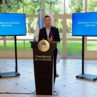 """Una docente de Mar del Plata, """"ofendida"""" por declaraciones de Macri"""