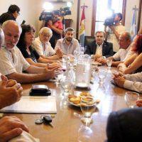 Provincia intentará destrabar este miércoles la paritaria central con los estatales