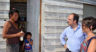 Entregan más viviendas en Nueva Esperanza Este
