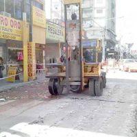 Mejoras integrales en las calles de todo el distrito