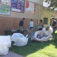 Banfield: solicitan donar los residuos
