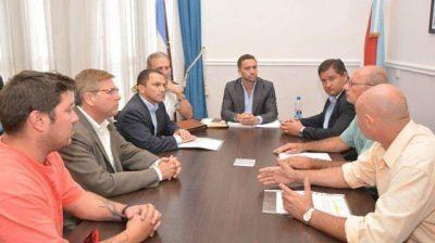 Motoqueros plantearon su preocupación a Urribarri