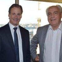 Bordet busca mejorar relaciones con Uruguay tras años de Botnia