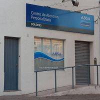 ABSA repara cañería, la baja presión podría afectar el servicio