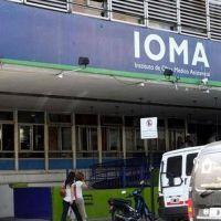 El presidente y el vice de IOMA son socios en una empresa vinculada a industrias farmacéuticas
