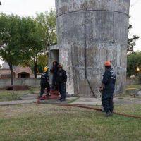 Se va normalizando el suministro de agua potable en la ciudad de Trenque Lauquen