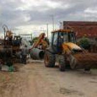 Ensenada: Entubamiento en barrio El Hongo