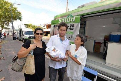 El Municipio en tu Barrio continúa recorriendo todo San Fernando