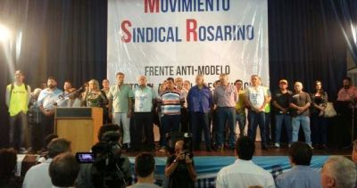 Movimiento Sindical Rosarino llama a pelear en las calles y las urnas contra el ajuste
