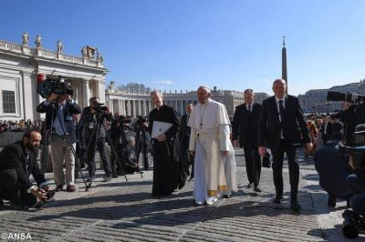 Francisco: La perseverancia, otra característica de la esperanza cristiana