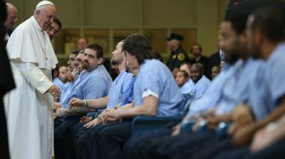 Francisco dormirá la siesta en una cárcel durante su visita a Milán