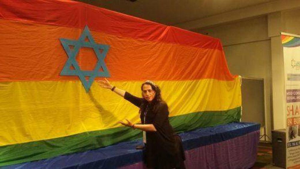 La historia de Laura Weinstein, una mujer transgénero judía