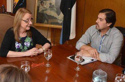 """González: """"el acuerdo incluye a todos"""""""