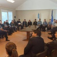 Fiscales de Bariloche se reunieron con la Policía de Río Negro