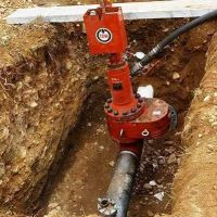 Más de 30 operarios de Camuzzi estuvieron afectados a la reparación del gasoducto
