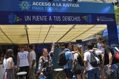 Se habilitaron los Centros de Acceso a Justicia