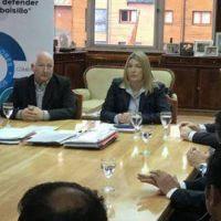 """El Banco Tierra del Fuego, las Cámaras de Comercio y Gobierno, presentaron el programa """"Sacate un 10"""""""