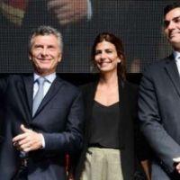 En Salta, Macri destacó las obras en ferrocarriles