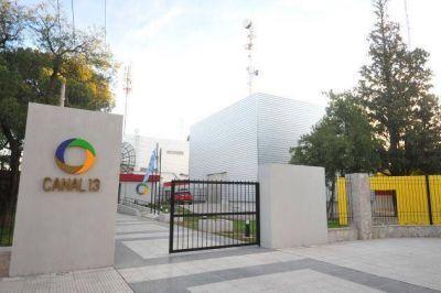 El gobernador agradeció el apoyo de los trabajadores peronistas de Canal 13