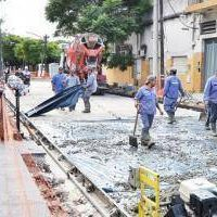 Macri y Posse recorrieron obras juntos