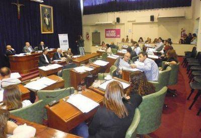 El possismo impuso sus proyectos sobre el Puerto y las Viviendas