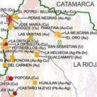 Nación negó que impulse la explotación minera en Famatina