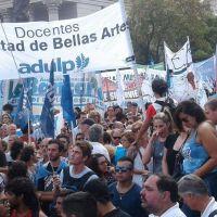 """""""Hay que dar la disputa en el plano nacional y provincial para romper el techo del 18 por ciento"""", reafirmó Agmer"""