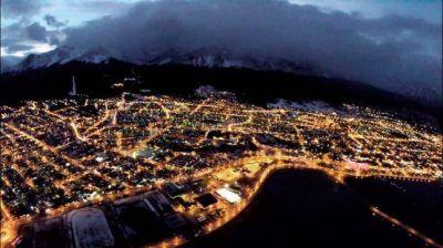 Ushuaia vuelve a la actividad tras ser reparado el gasoducto que abastecía la ciudad