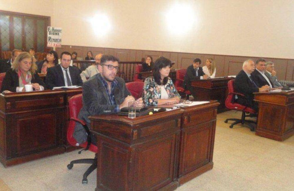 El Concejo aprobó por unanimidad la interpelación a Galli: será el próximo lunes
