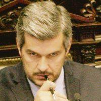 Peña, en clave electoral, cruzó al FpV en el Congreso y blindó postura en conflicto docente