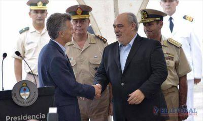 """Macri, a los correntinos y a Colombi: """"Gracias por sus ganas de salir adelante"""""""