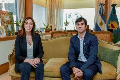 Echarren deja el Gobierno de Vidal para