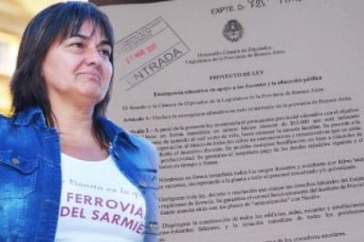 Conflicto docente: La izquierda pide suspender pagos de deuda para subir el salario a 15 mil pesos