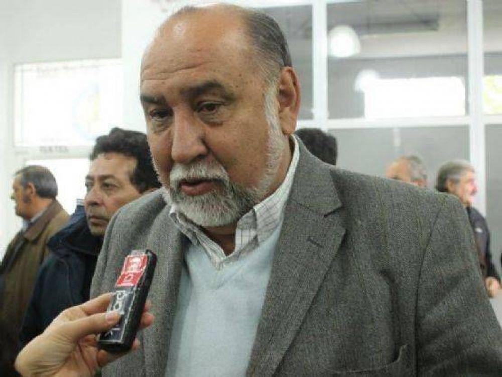 """Julio Castro: """"Nuestro gran objetivo es lograr la unidad de la CGT regional"""""""