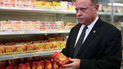 China ya retira la carne brasileña de los supermercados