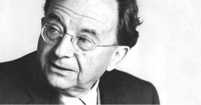 Hoy en historia judía / Nace el académico y psicoanalista Erich Fromm