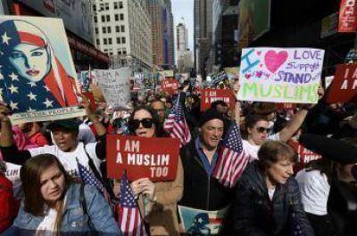 Uno de cada tres musulmanes estadounidenses teme por su seguridad