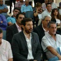 SITSA: Marcellini estuvo presente en reunión de FENTOS