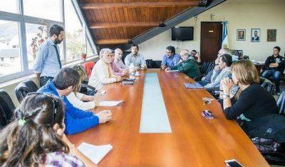 Acuerdo salarial en la Municipalidad de Ushuaia