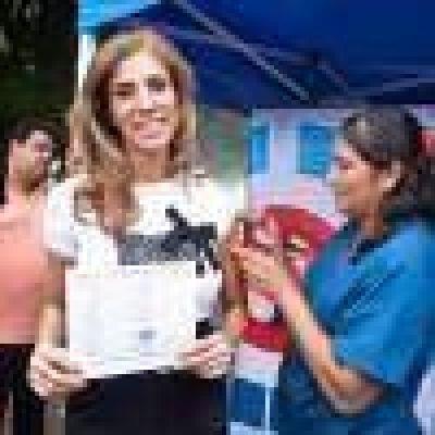 La Gobernadora realizó el lanzamiento de la campaña 2017