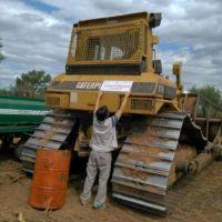 La Secretaria de Ambiente clausuró desmontes ilegales en el norte provincial
