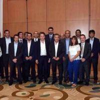 Junto a 20 provincias, Salta participó de la firma de un importante acuerdo fiscal