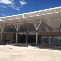 Luján ya finalizó su esperada terminal y sólo resta inaugurarla