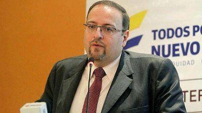 Más cambios en el Gobierno: desplazan a Javier Bujan del Inadi