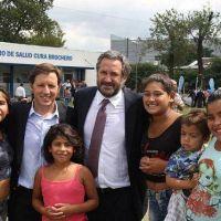 El Municipio de San Miguel inauguró un centro de salud en Barrufaldi