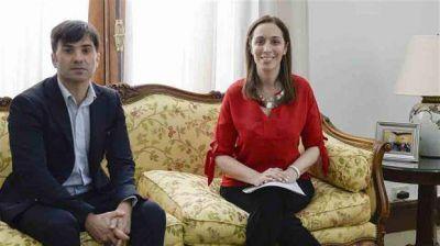 Echarren politiza su ruptura con Cambiemos