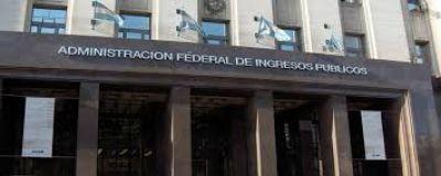 Blanqueo: la AFIP intimó a dueños en 200 countries